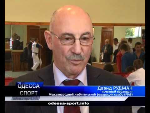"""""""Юный самбист 2011"""" в Юракадемии. 9 апреля 2011"""