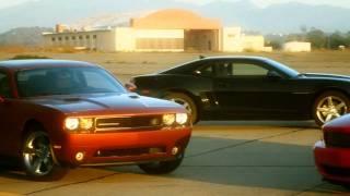 Chevrolet Camaro Vs Dodge Challenger Vs Ford Mustang Vs
