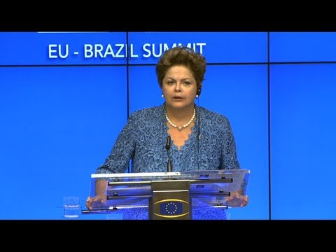Cyber security takes centre stage at EU-Brazil summit