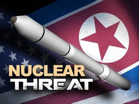 May 10 2014 Breaking News REUTERS North Korea Threatens Nuclear test