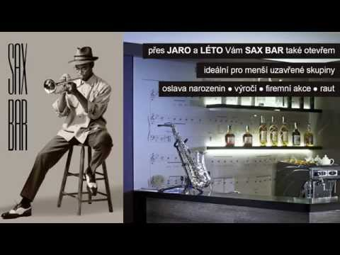 Hotel FIT - SAX BAR - jaro-léto