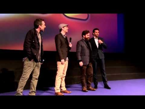 The Hangover Part 3 - HD Surprise Cast Screening