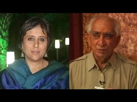 NaMo used for Gods, not humans: Jaswant Singh to NDTV