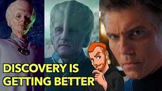 Star Trek Discovery: Some Credit Where Credit is Due