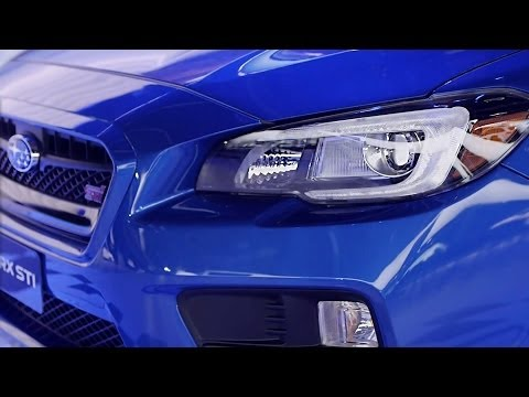 [SUBARU] WRX STI: 2014 North American International Auto Show