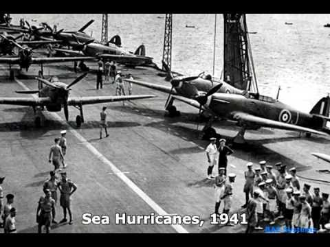 Kingston Aviation Story Part 5B - The Hurricane in the Battle of Britain and beyond, 1940 - 1945 (Running time 15 minutes)