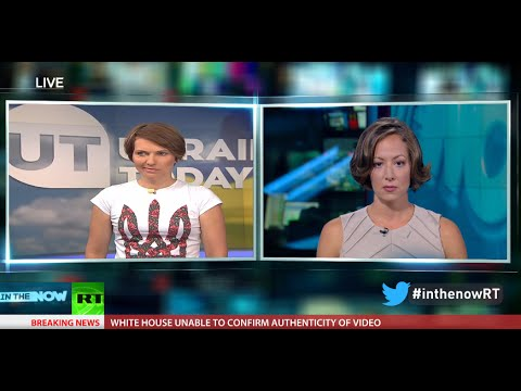 Russia Today offers dialogue, Ukraine Today shuts  image