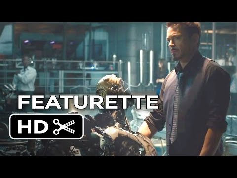 Avengers: Age of Ultron Featurette - No Strings Attached (2015) - Robert Downey Jr. Movie HD
