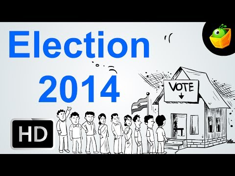 General Election 2014 - Election 2014 - Cartoon/Animated Video For Kids