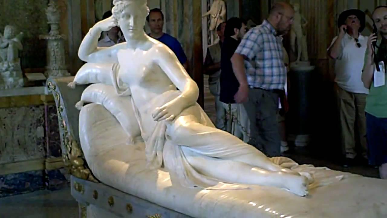 Robert And Sonia Borghese Gallery Pauline Bonaparte May
