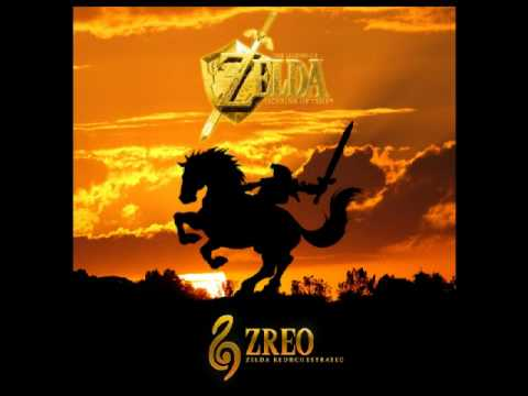 Ocarina of Time Soundtrack (ZREO) - 60. Bolero of Fire