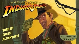 The Animated Adventures of Indiana Jones