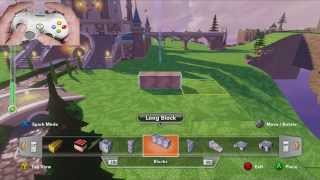 Disney Infinity Toy Box Building And Editing Insider