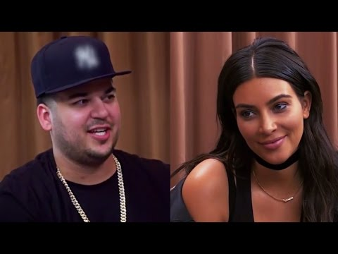 Rob Kardashian Surprises Sisters With Engagement News...