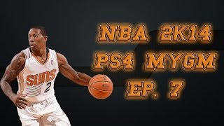NBA 2K14 PS4 My GM Ep. 7 - Operation Wiggins