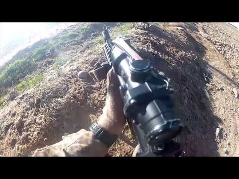 New Combat Footage - 1/9 Firefight During Lethal Aid Interdiction in Afghanistan
