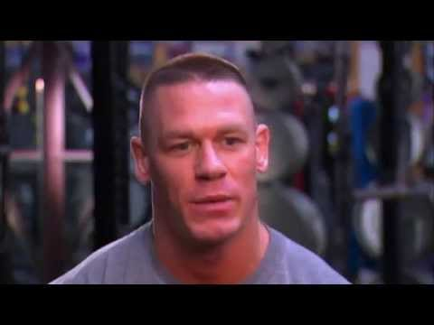 A look at John Cena's extraordinary career