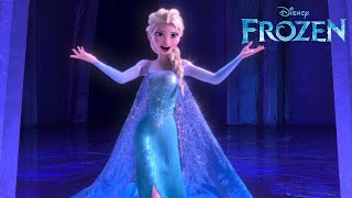 Let It Go From Disney's FROZEN As Performed By Idina
