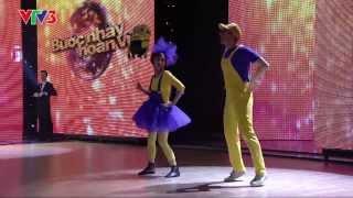 Bước nhảy hoàn vũ 2014 liveshow 8