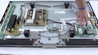 Reparar un tv, problemas comunes