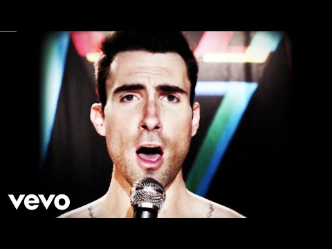 Смотреть клип Maroon 5 ft. Christina Aguilera - Moves Like Jagger