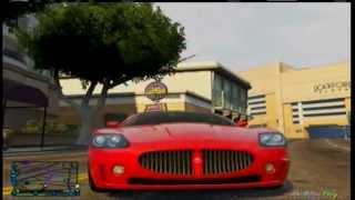 GTA 5: Maserati (Ocelot F620)