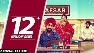 Afsar 2018 Movie Trailer Tarsem Jassar Nimrat Khaira Video HD Download New Video HD