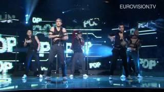 Eric Saade - Popular (live)