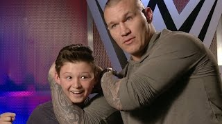 This kid thinks he can counter Orton's RKO?!, only on WWE Network