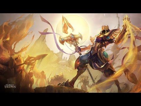 LMHT Tiêu điểm tướng Azir - Hoàng đế của sa mạc