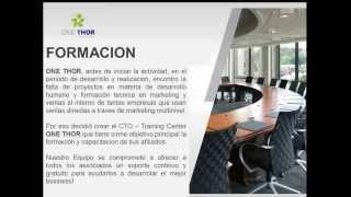 ONE THOR PLAN DE COMPENSACION EN ESPAÑOL (OFICIAL)