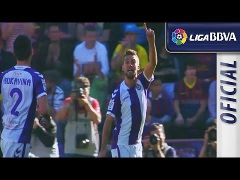 Edición limitada: Real Valladolid (1-0) FC Barcelona - HD