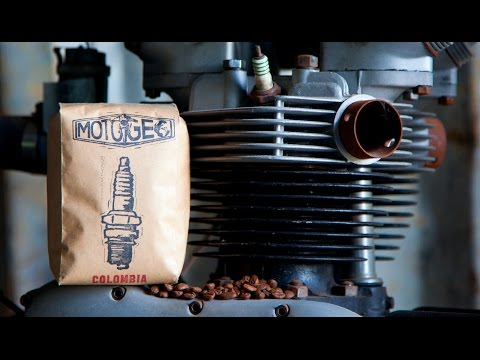 Colombian Coffee / MotoGeo Store