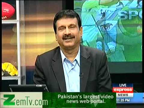 Sports Hour On Express News - 21st February 2014