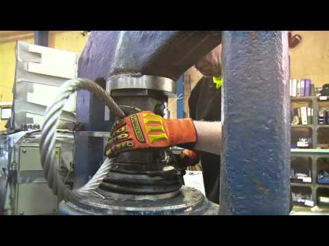 The Lifting Knowhow S01E06 Wire Rope Fittings Mechanically Spliced