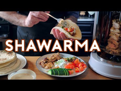 Babish makes Shawarma so you don't have to (but really want to!)