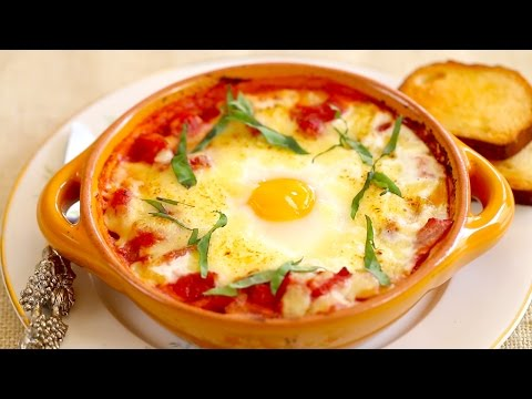 Italian Baked Eggs  - Gemma's Bold Baking Breakfast Recipes Episode 3