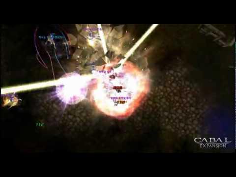 Демо - ролик очередного обновления - Expansion Part IV God Sword.