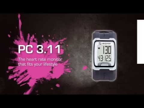 Sigma Sport-Pulsmetar PC-3.11 (naš titl)