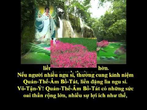 (5/17) Tụng Kinh Phổ Môn-Chánh Kinh-(Nghĩa)-Thầy Thích Trí Thoát tụng