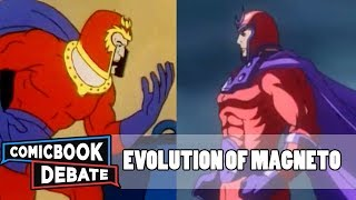 Evolution of Magneto in Cartoons in 6 Minutes (2017)