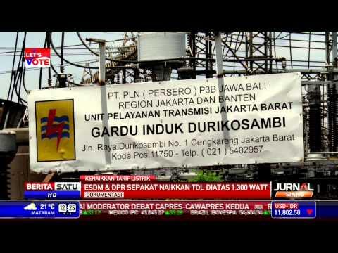 Pemerintah tidak berencana naikkan tarif listrik 2015 - Worldnews.com