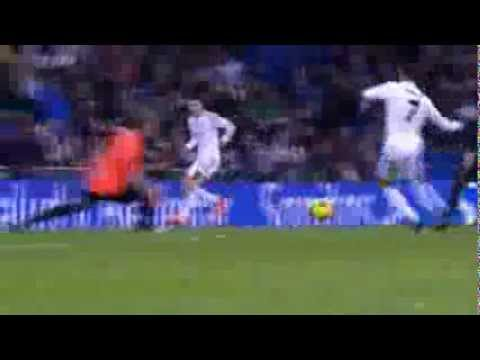 Cristiano Ronaldo score his 400th goal in carrer vs Celta Vigo HD 6.1.2014