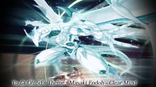 Yu-Gi-Oh! 5d's Theme Masaki Endoh Clear Mind (Full Song)