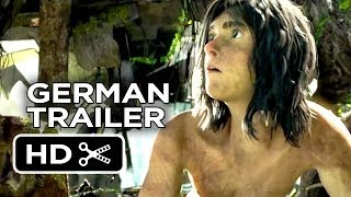 Tarzan 3D German Trailer (2013) Kellan Lutz Animated