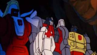 Transformers Episode 8 S.O.S Dinobots Part 1