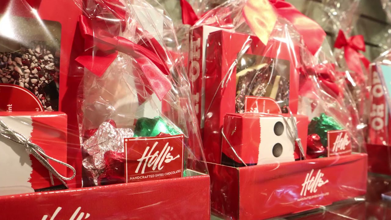 35868Holl's Handcrafted Swiss Chocolates