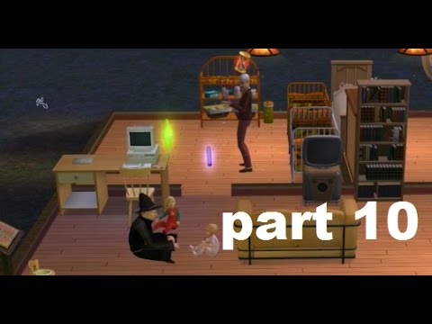 Let's Play The Sims 2 Prettacy Part 10 (Toddler Hell Part 1 of 2)