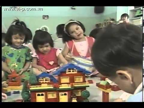 Bông Hoa Bé Ngoan - Ca Nhạc Thiếu Nhi Việt Nam