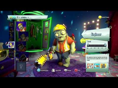 Plants VS Zombies Garden Warfare 2 Review / Análisis (PC, PS4, XOne)